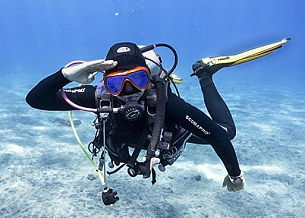 OK Divers Resort Diving Tips