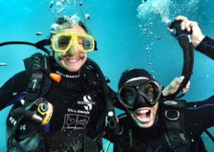 OK Divers PADI Scuba Diving Course