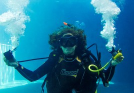 PADI Course - Bubble Maker