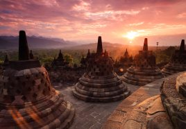 Jogjakarta & Borobudur Java Holiday Land Tours