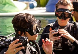 PADI Open Water Bali Diving Course