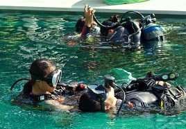 PADI Rescue Diver Bali Diving Course