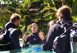 Scuba Diving Honeymoon - Bali Diving Vacation Special Deal
