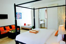 OK Divers resort and SPA accommodation - Dolphin Family Room