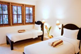 OK Divers and SPA Accommodation - Seahorse Deluxe Disabled - Friendly Room
