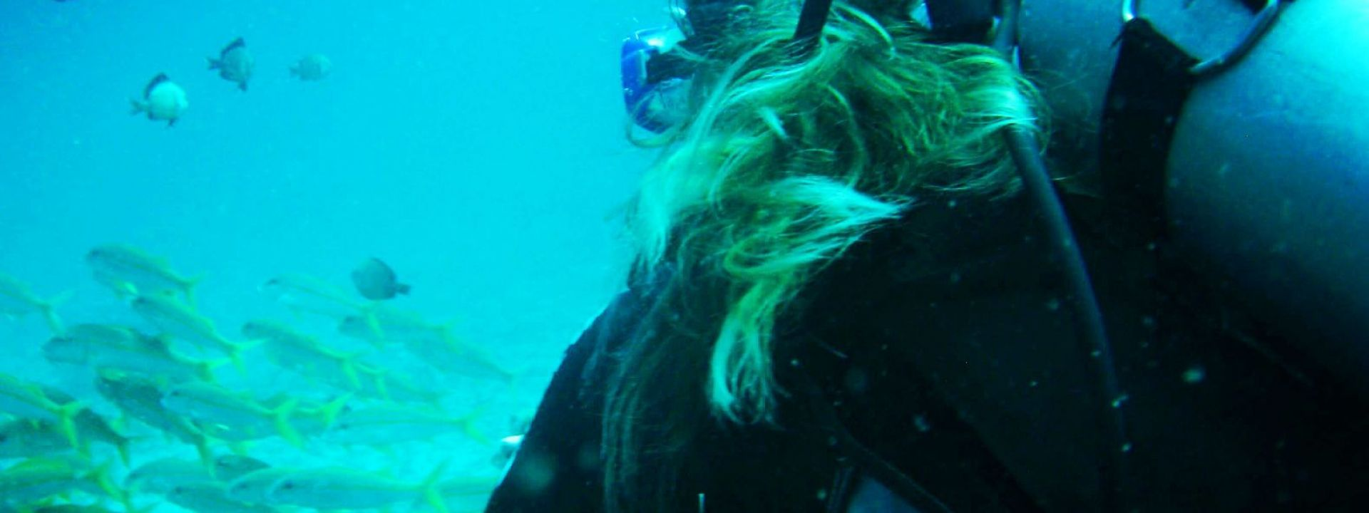 Lili diving padangbai in Bali